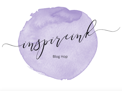 InspireINK July Blog Hop: Embossed Anniversary