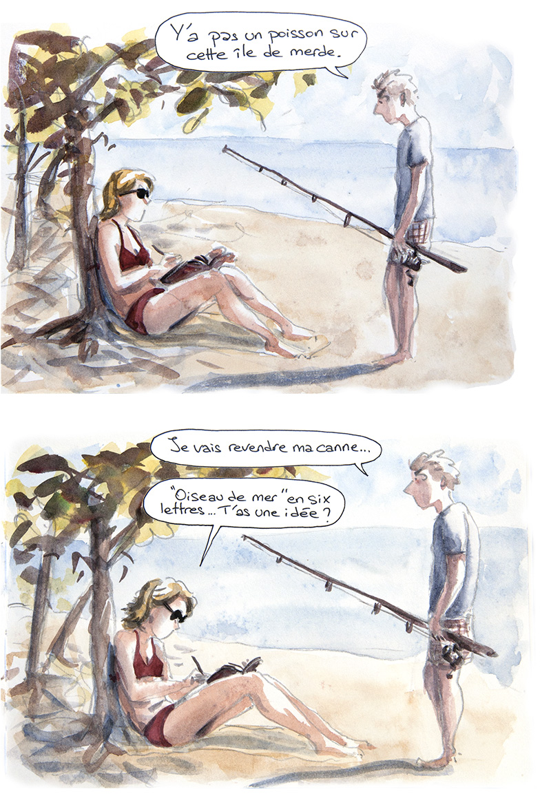 pêche, baracoa, Cuba