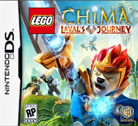 LEGO Legends of Chima: Laval's Journey - PT/BR - 4Shared / Mediafire / Archive