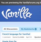 Vanilla Forum Image