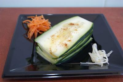 Recetas de milhojas de pepino