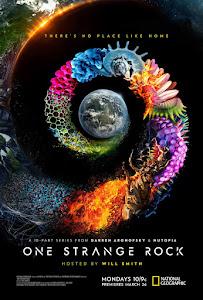 One Strange Rock Poster