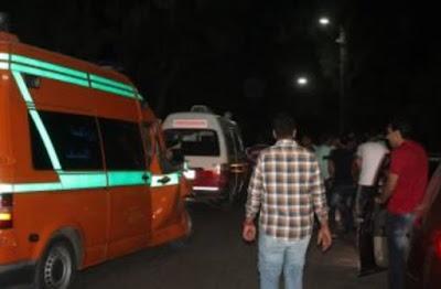 أمن الإسكندرية يكثف جهوده لفك لغز غموض مقتل أم وطفلها داخل شقتهما