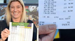 58χρονη έπιασε 12 ομάδες στο στοίχημα και κέρδισε 651.000 ευρώ