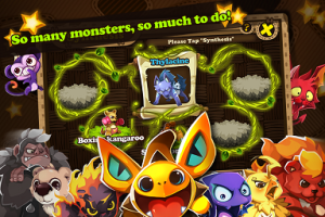 Haypi Monster MOD APK Terbaru Februari 2016 screenshot 4