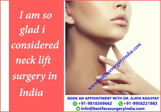 necklift surgery