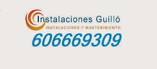 Instalaciones y mantenimiento en Alicante