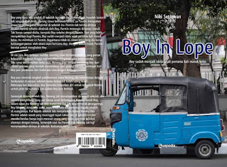 Review Novel Komedi : Boy In Lope