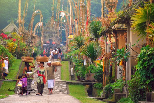 Add value Bali Island that Recognized the World