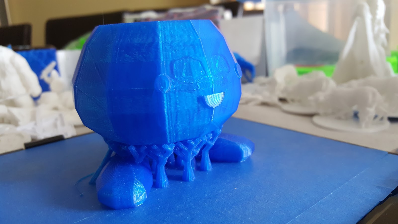 The good, bad and ugly experiences of a 3d printing newbie: oddish ...