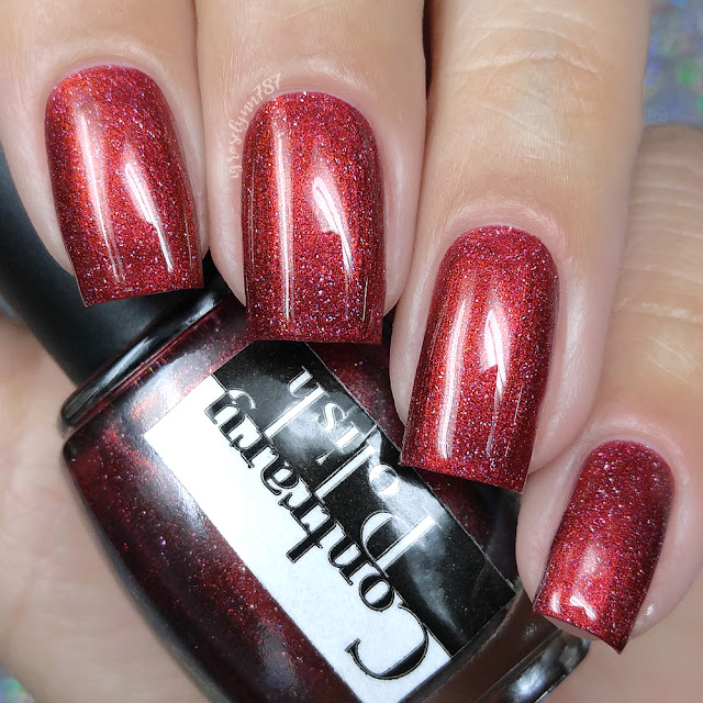 Contrary Polish - Crimson Glow