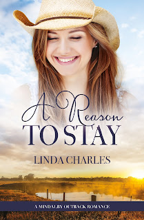 Goddess Fish Promo Blurb Blitz: A Reason To Stay by Linda Charles