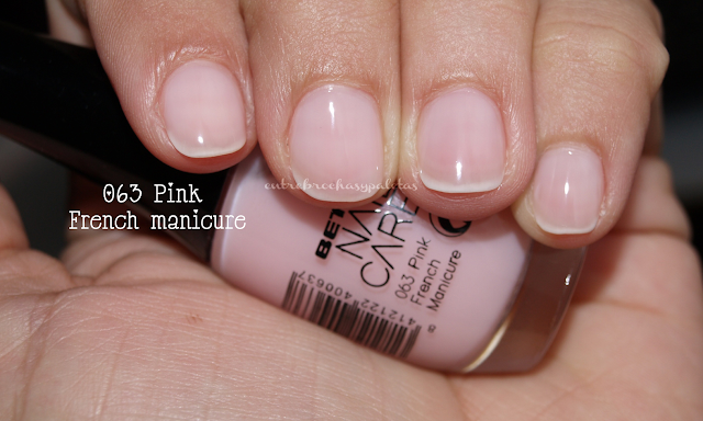 esmaltes 7 free beter pink french manicure