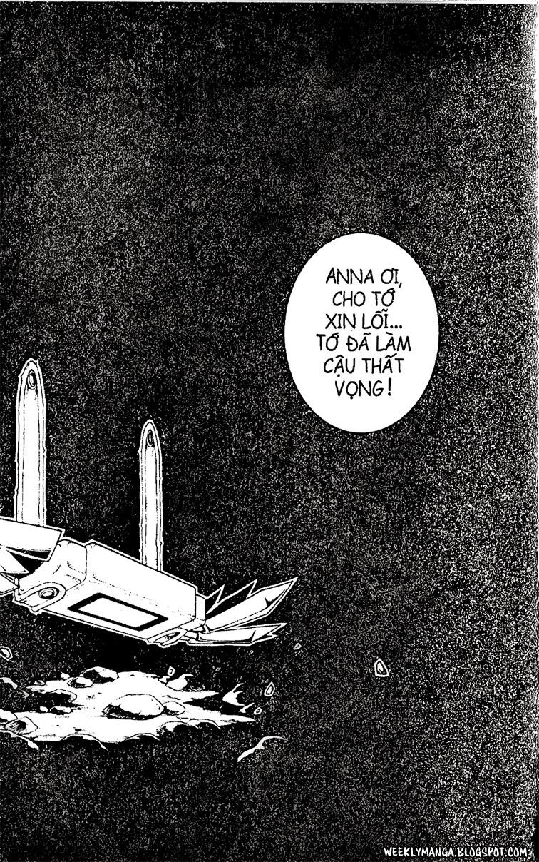 Shaman King [Vua pháp thuật] chap 156 trang 19