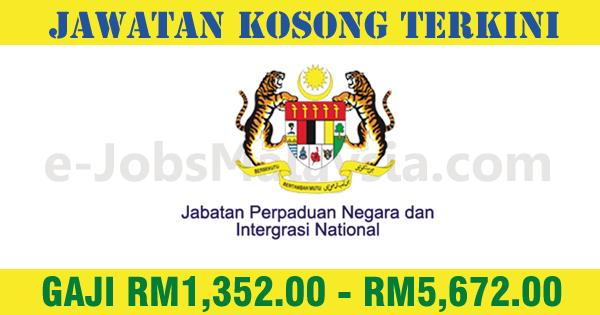 Jabatan Perpaduan Negara dan Integrasi Nasional JPNIN