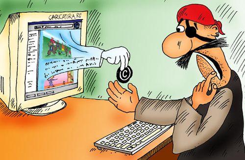 Законопроект ЕС об авторском праве в Интернете принят