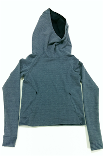 a women's hoodie - copying Nike's style
