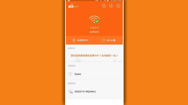 Hack any Wifi network with this China application for free