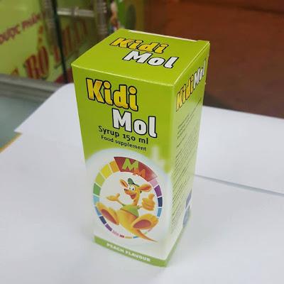 Siro KidiMol - monngonmoingay