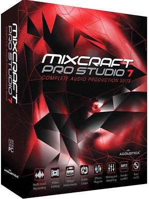 Download Acoustica Mixcraft Pro Studio 7.7 PT-BR