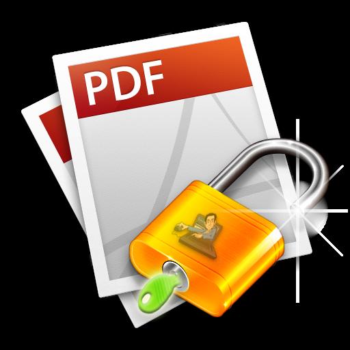 unlock secured pdf files online free