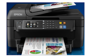 Epson WF-2660DWF Driver Download