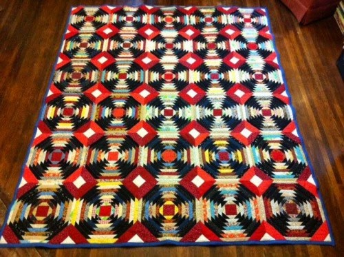 Pineapple Quilt Pattern - Free Pattern