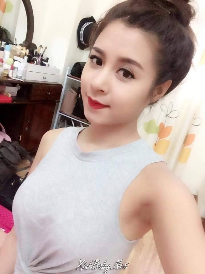 Gái xinh facebook - Link facebook Henri Lind - Gái xinh Sài Gòn