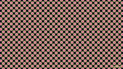 Patroon in zwart met roze