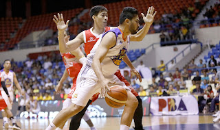 Ranidel De Ocampo Traded to Phoenix Fuel Masters, then to Meralco Bolts