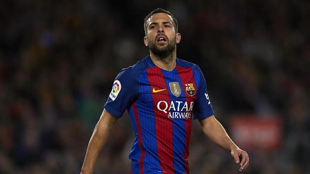 Alba Bertekad Rebut Posisi Utama Lagi di Barcelona