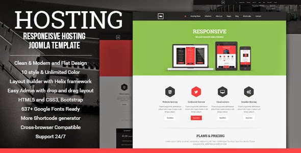 themeforest joomla