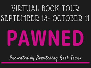 Virtual Book Tour of Pawned