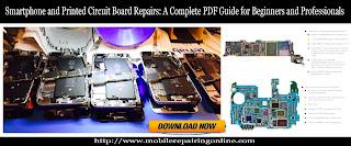 Smartphone and Printed Circuit Board Repairs