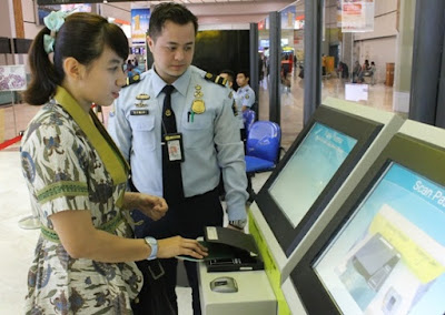 Paspor Jenis ini Tak Antre di Bagian Imigrasi