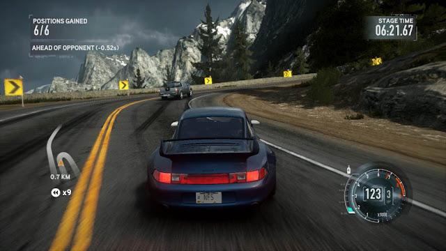 Need For Speed The Run Game Screenshot
