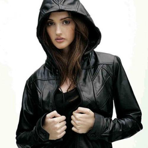 Model Jaket Kulit Wanita