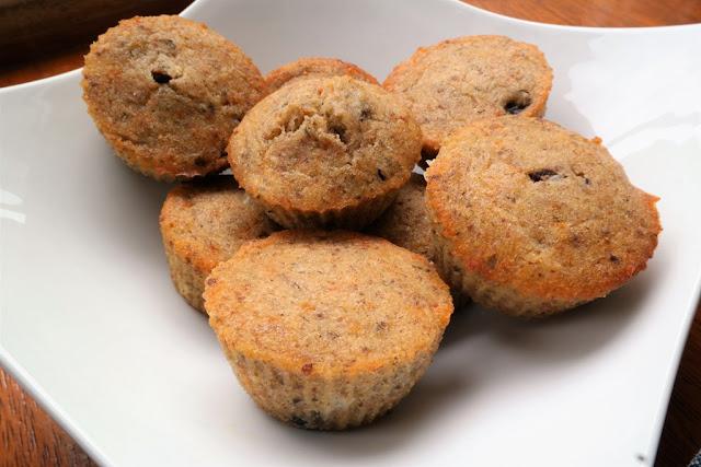Karabuğday Unlu Zeytinli Muffin