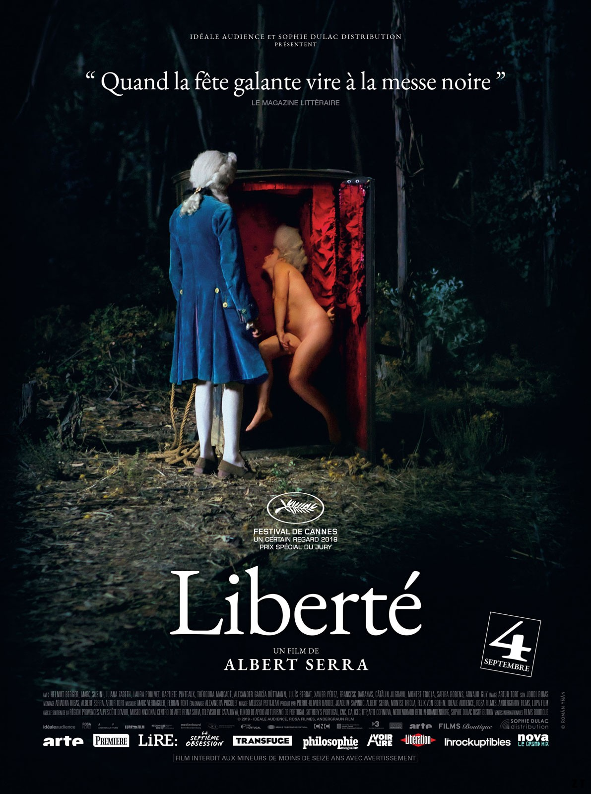 Liberté [HDRip] [Streaming] [Telecharger]