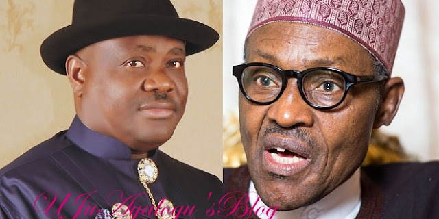 Wike reveals what he discussed with Buhari during closed-door meeting on Friday