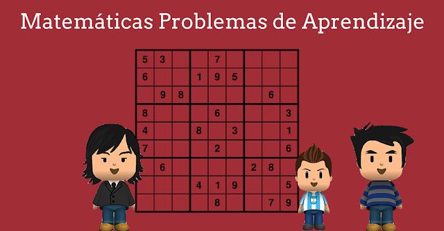 Matemáticas Problemas de Aprendizaje