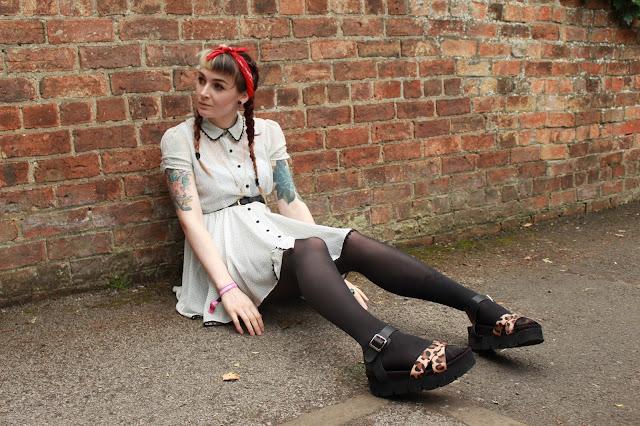Urban Outfitters Tea Dress