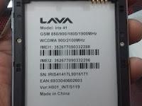 Cara Remove FRP Lava Iris 41 Tanpa PC Tanpa Tool 1000% Sukses