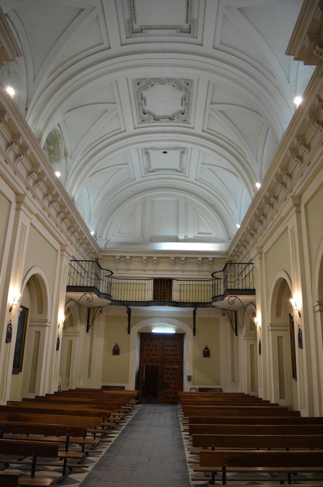 Arte en valladolid la capilla del cristo de los dolores - Marmoles en valladolid ...