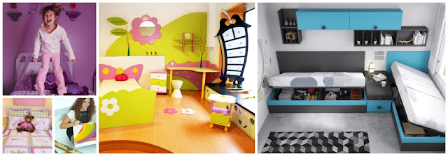 10 Summer Kids Bedroom Decorating Ideas