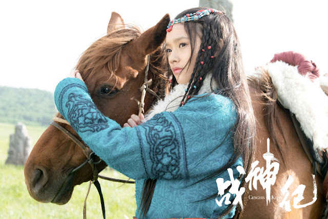 Genghis Khan Jelly Lin Yun