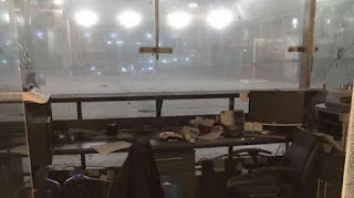 Havaalanında isid saldırısı
