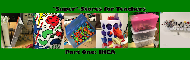 Dr. Stafford's Musical Cures: Super Stores for Teachers: IKEA