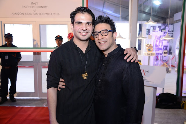 A Guest and Designer Sunit Verma