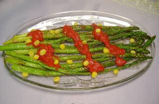 Fried AsparagusFried Asparagus (Kuskonmaz Kizartmasi)